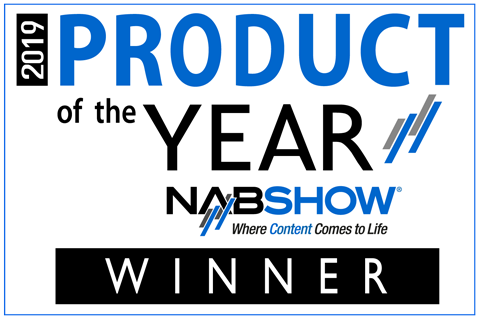 NAB 2019 WINNER Product of the Year
