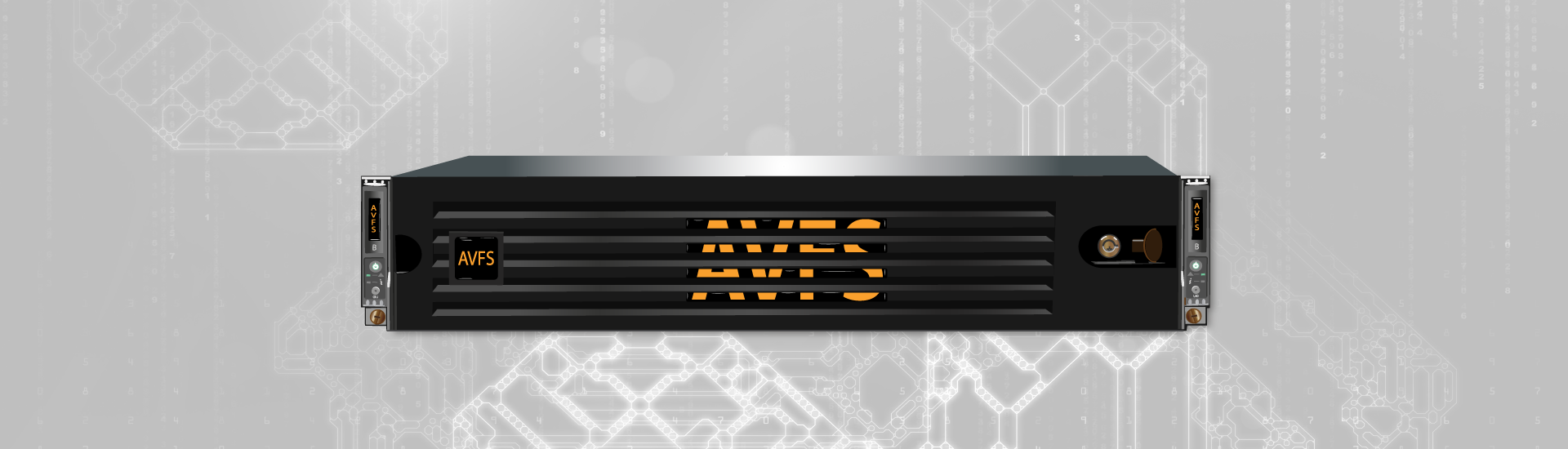 AVFS storage