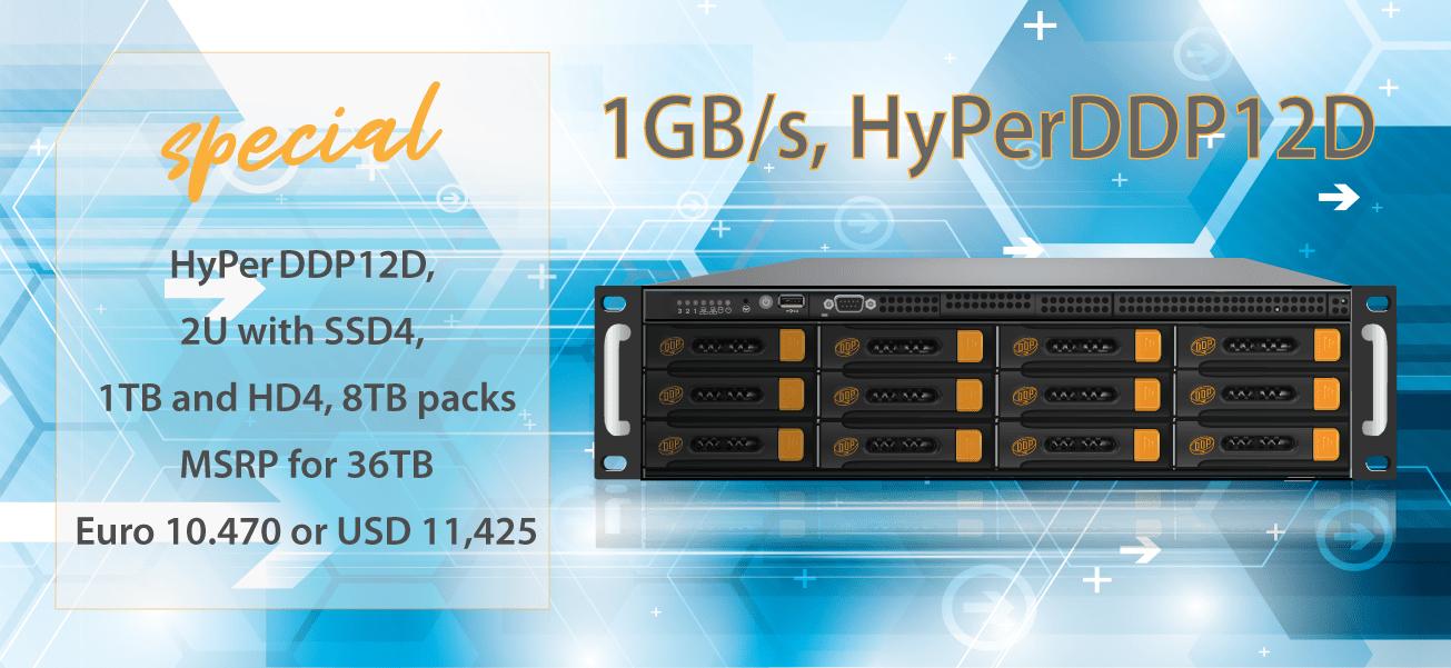 Special Offer for HyPerDDP12D