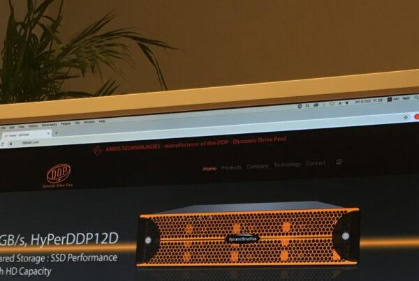 New DDP SAN Website