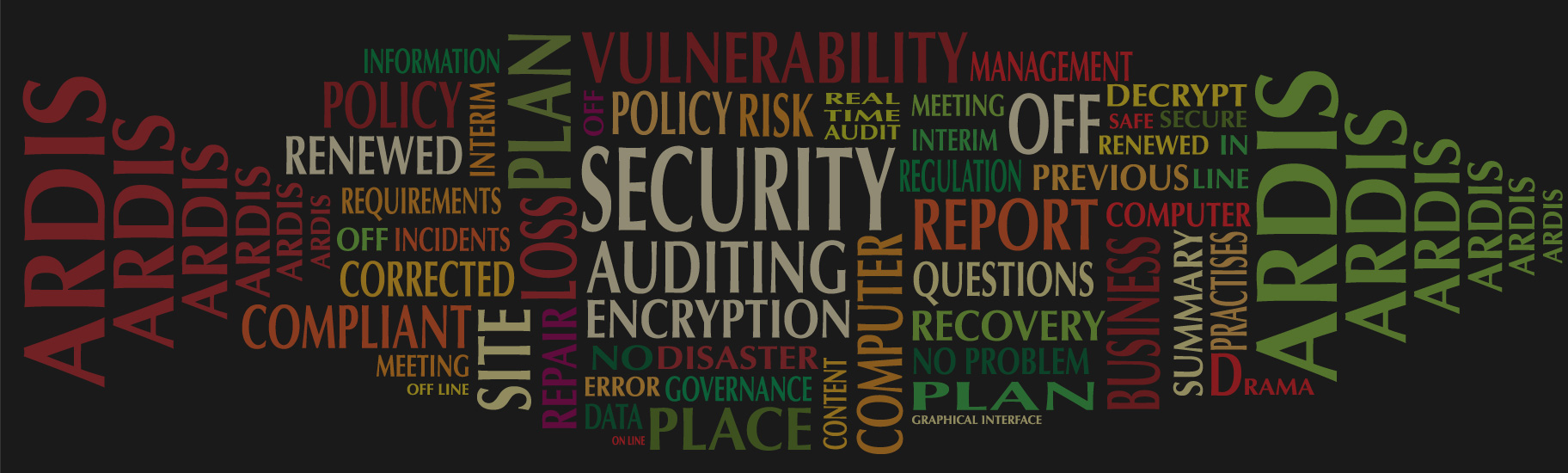 Security, Auditing and Encryption